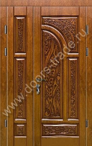 купить двустворчатые металлические двери в благовещенске