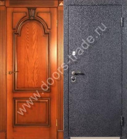купить офисную металлическую дверь