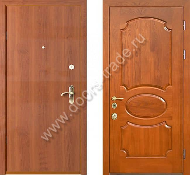 дверь металлическая порошковая окраска серпухов