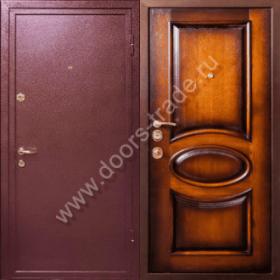 квартирные стальные двери с звукоизоляцией